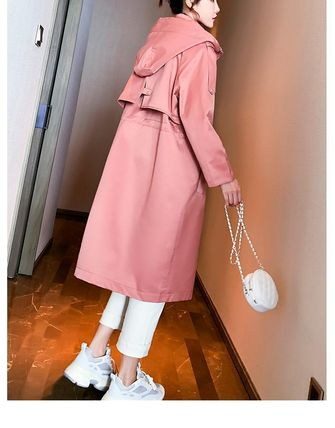 Short Casual Style Party Style Elegant Style Coats