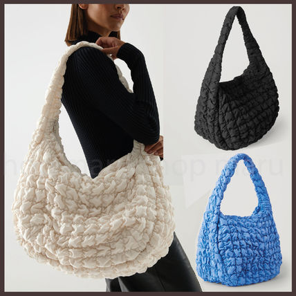 Casual Style Street Style A4 2WAY Office Style Crossbody