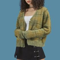 UNIF Clothing Other Plaid Patterns Casual Style Long Sleeves Elegant Style