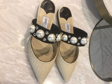 Jimmy Choo Casual Style Elegant Style Formal Style  Sandals