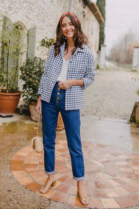 Casual Style Elegant Style Formal Style  Shirts & Blouses