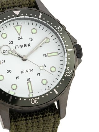 TIMEX Analog Street Style Quartz Watches Divers Watches Analog Watches 3