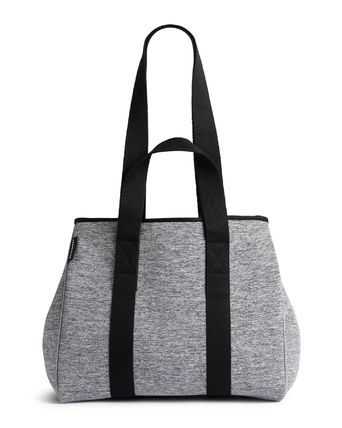 Casual Style A4 Office Style Formal Style  Logo Totes