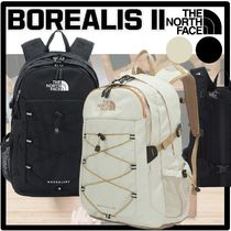 THE NORTH FACE Casual Style Unisex Street Style Backpacks