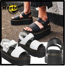 Dr Martens Casual Style Street Style Leather Sandals