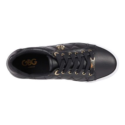 G BY GUESS Casual Style Pin Heels Low-Top Sneakers