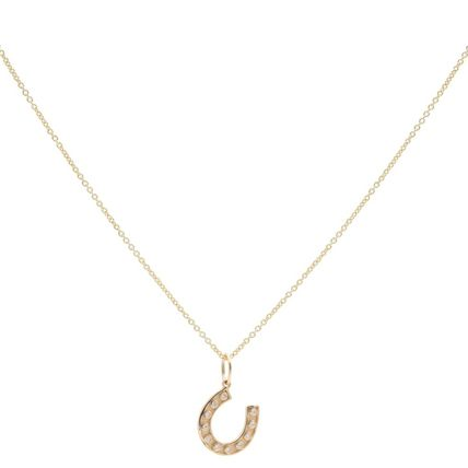 Casual Style Unisex Street Style Chain Party Style 14K Gold