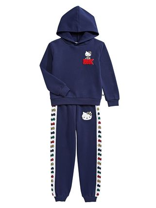 Street Style Collaboration Kids Girl Roomwear
