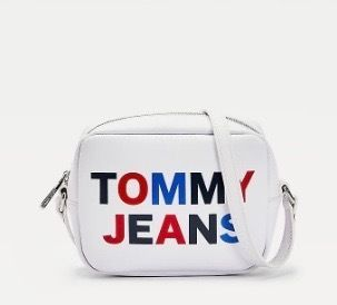 Tommy Hilfiger Casual Style Crossbody Logo Shoulder Bags
