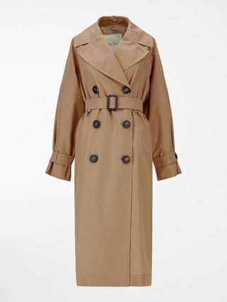 MaxMara Formal Style  Casual Style Plain Long Party Style