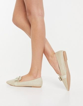 ASOS Plain Pointed Toe Shoes