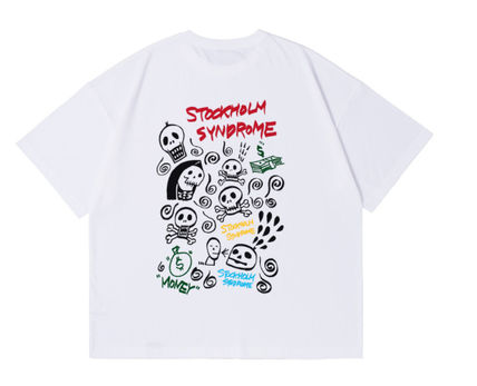 STOCKHOLM SYNDROME More T-Shirts Street Style T-Shirts 2