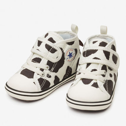 CONVERSE ALL STAR Street Style Baby Girl Shoes