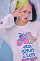 neon moon T-Shirts Street Style Logos on the Sleeves T-Shirts 6