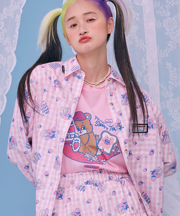neon moon Shirts & Blouses Street Style Shirts & Blouses