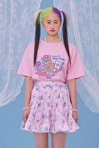 neon moon More Skirts Flared Skirts Street Style Skirts 5