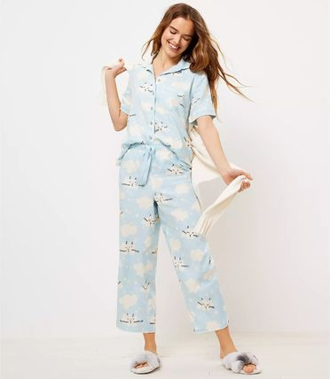 Cotton Icy Color Loungewear Lounge & Sleepwear