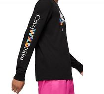 Nike Long Sleeve Crew Neck Long Sleeves Cotton Logos on the Sleeves 9