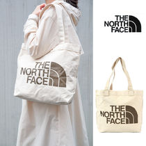 THE NORTH FACE Casual Style A4 Plain Party Style Office Style Elegant Style