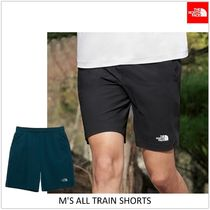 THE NORTH FACE Casual Style Unisex Shorts