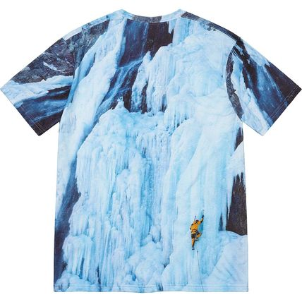 Supreme More T-Shirts Unisex Street Style Collaboration T-Shirts 3