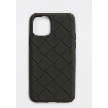 BOTTEGA VENETA Plain Silicon Logo Tech Accessories