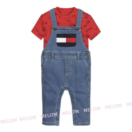 Tommy Hilfiger Unisex Co-ord Baby Girl Bottoms