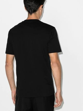 GIVENCHY Crew Neck Crew Neck Pullovers Cotton Short Sleeves Logo Luxury 3