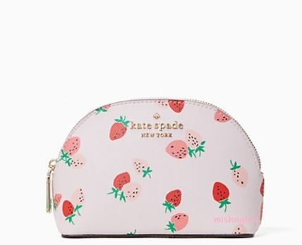 kate spade new york PVC Clothing Pouches & Cosmetic Bags