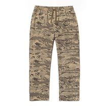 HUF Printed Pants Camouflage Blended Fabrics Street Style