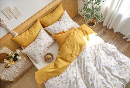 AIRE Flower Patterns Pillowcases Comforter Covers Duvet Covers