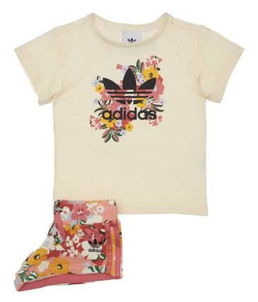 adidas Co-ord Unisex Street Style Kids Kids Girl