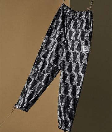 OPENING CEREMONY More Pants Leopard Patterns Unisex Street Style Collaboration