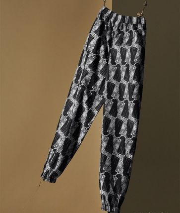 OPENING CEREMONY More Pants Leopard Patterns Unisex Street Style Collaboration 3