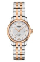 TISSOT Casual Style Round Party Style Mechanical Watch