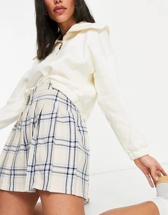 ASOS Short Pleated Skirts Mini Skirts