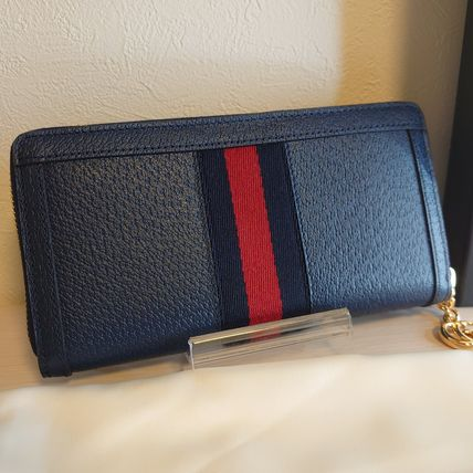 GUCCI Ophidia Ophidia Gg Zip Around Wallet