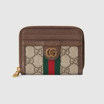 GUCCI Ophidia Ophidia Gg Card Case Wallet