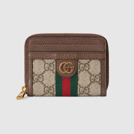 GUCCI Ophidia Card Holders