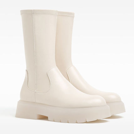 Casual Style Party Style Elegant Style Boots Boots