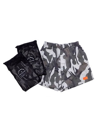 Marc by Marc Jacobs Camouflage Logo Trunks & Boxers