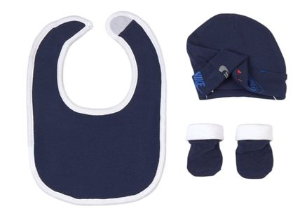 Nike Unisex Baby Boy Bibs & Burp Cloths