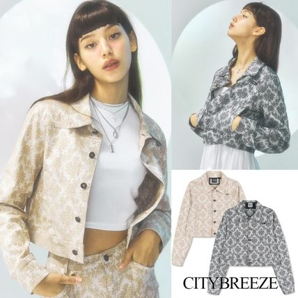 citybreeze More Jackets Short Casual Style Street Style Elegant Style Formal Style