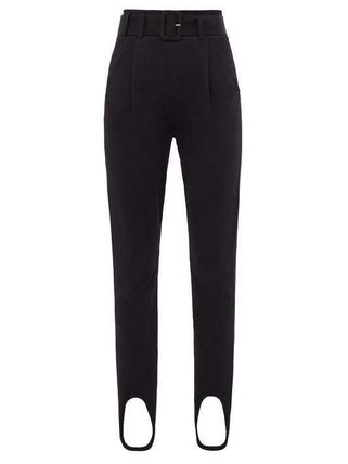 SELF PORTRAIT Plain Long Skinny Pants