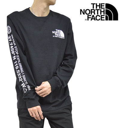 THE NORTH FACE Men's Coordinates Long Sleeve Tee