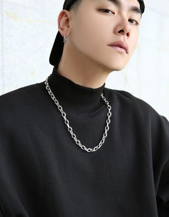 HOLY IN CODE Casual Style Unisex Street Style Necklaces & Pendants