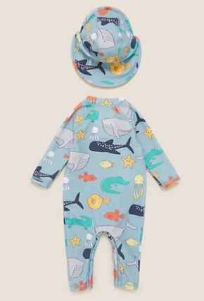 Marks&Spencer Co-ord Baby Boy Swimwear