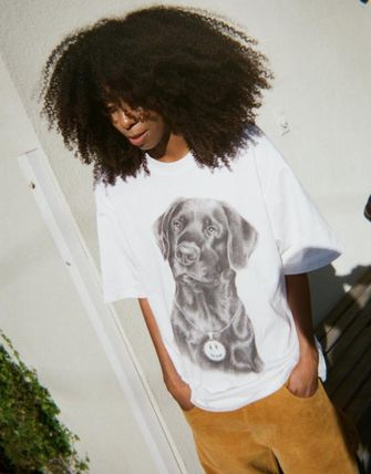 drew house More T-Shirts Unisex Street Style Collaboration T-Shirts