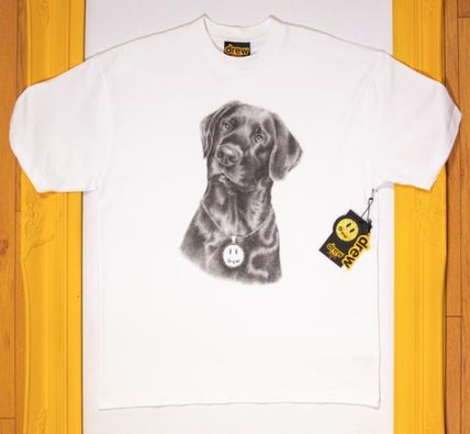 drew house More T-Shirts Unisex Street Style Collaboration T-Shirts 2