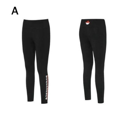 D SQUARED2 Logo Casual Style Street Style Bottoms